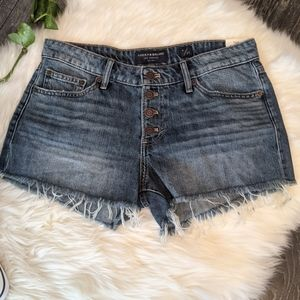 """LUCKY BRAND - NWT """"The Cut Off"""" Shorts"""